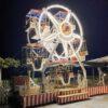 Kinder Mini Riesenrad