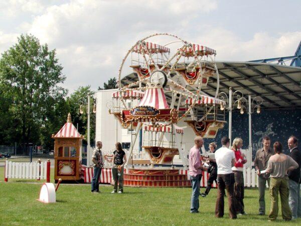 Kinder Riesenrad mieten Peter Petz Nur die Liebe zählt