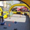 Kinderfahrschule Fahrzeugmanege Kinderführerschein