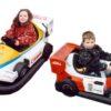 Kinderfahrschule mit 4x F1-Elektrofahrzeugen E-Karts Elektrocarts