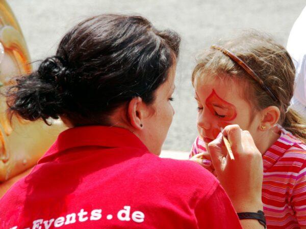 Kinderschminken Fulda