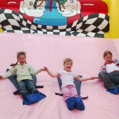 Kindertraumland Riesenrutsche Sommerfest