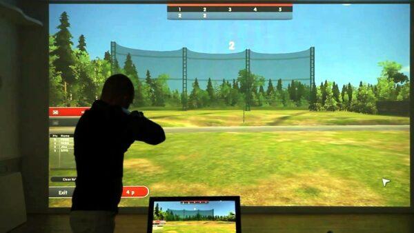 Laser Shooting HD Tontaubenschiessen mit Lasergewehren Vermietung