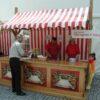 Marktstand Grillstation Bratwurststand Catering