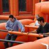 Menschenkicker (Kompaktversion) aufblasbarer Menschenkicker mit Stangen beliebtestes Fußball Eventmodul