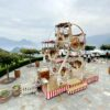 Mini Riesenrad Hochzeit