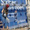 Mobiler Hochseilgarten Branding