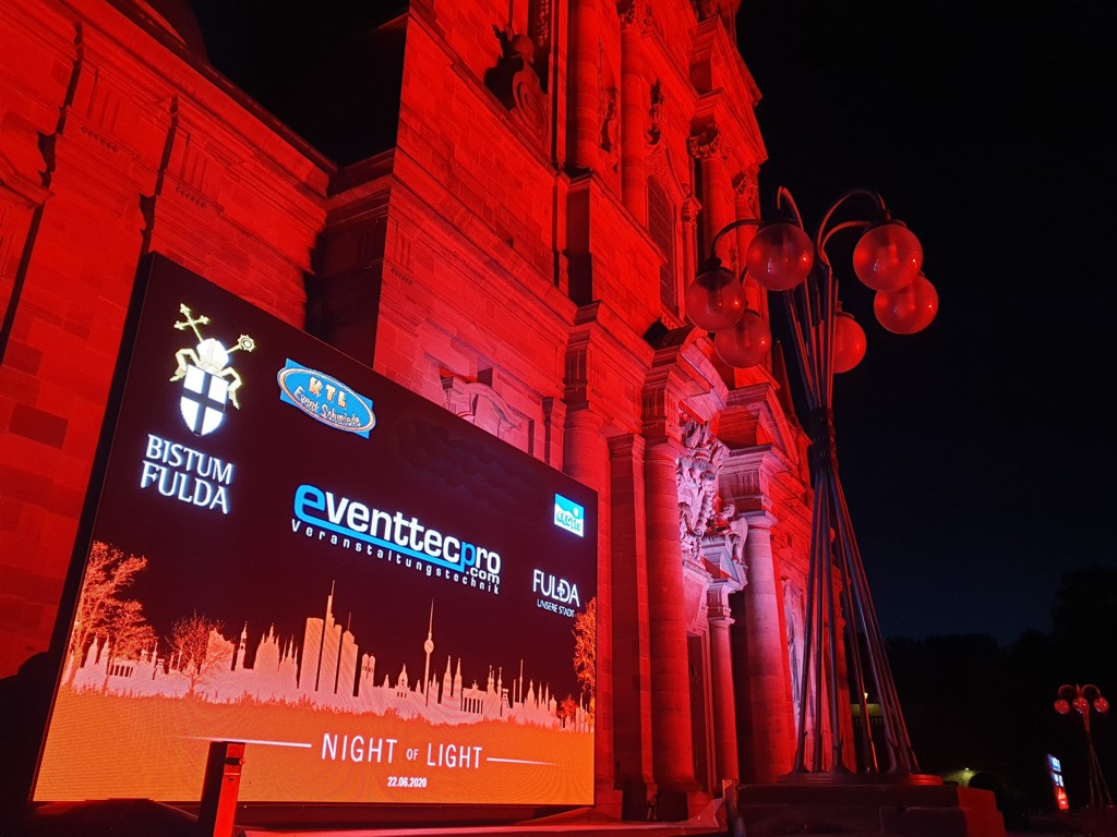 Night of Light Fulda KTL Events