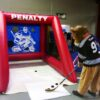 Penalty Shoot Out Eishockeytorwand mieten