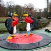 Pinguin Fighting Anzüge Sumoringen Kostüm