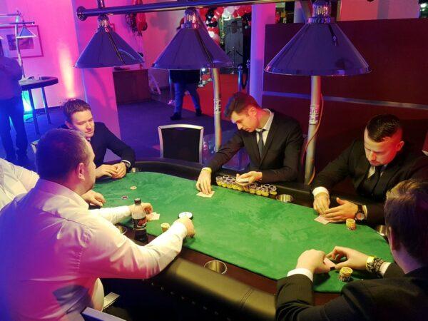 Pokertisch mieten Pokerabend
