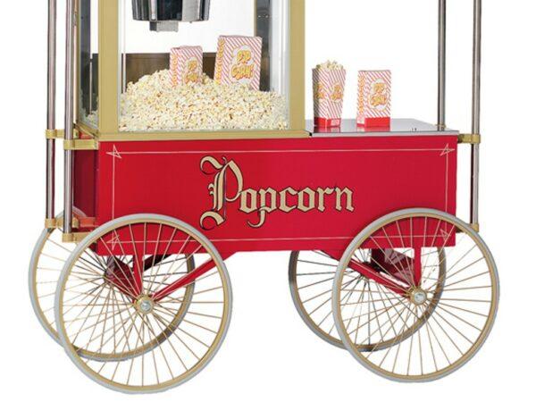 Popcornwagen für Popcornmaschine 12oz