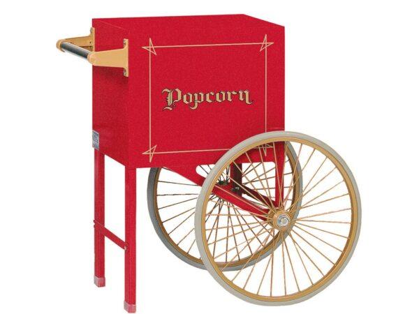 Popcornwagen für Popcornmaschine ANTIK 6Unzen