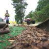 RC Offroadparcours mit ferngesteuerten Autos RC Rennstrecke