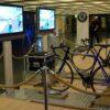 Rennradsimulator Doppelmodul mieten Radsportsimulator Mountainbikesimulator