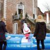 Rentier Rodeo mieten Bullriding Weihnachstfeier