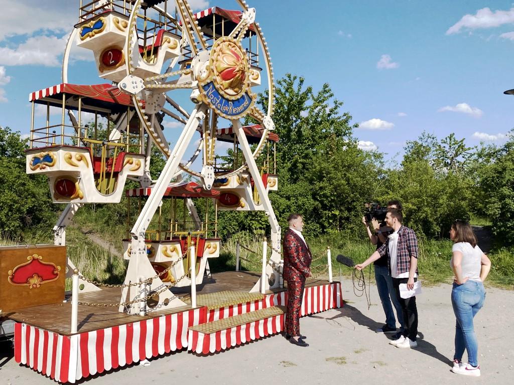 Riesenrad Hochzeit Froonck RTL Life