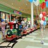 Schieneneisenbahn Kindertraumlandexpress mieten Schienenbahn
