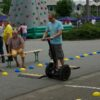 Segway Parcours Schulung