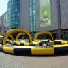 Sicherheitsumrandung aufblasbar für Kettcars Quads Bobbycars Elektrofahrzeuge Vermietung