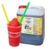 Slush Eis Maschine mieten Kalte Erfrischung an heißen Sommertagen