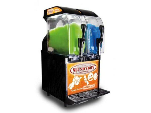 Slush Eis Maschine mieten farbenfrohe Erfrischung für Ihr Sommerfest