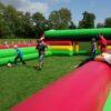 Soccer Court XL Spielfeldumrandung aufblasbar für Fußballturniere und viele weitere Spiele