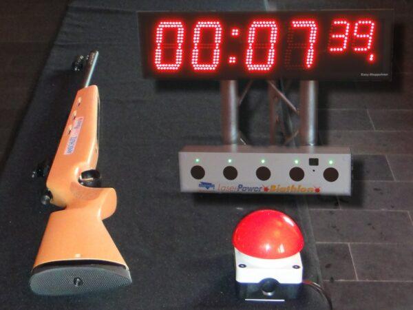 Speed Biathlon Simulator Anschütz mieten