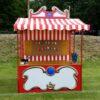 Spieleinsatz Pfeilwerfen mieten Luftballondart Spickerwerfen Spielstand