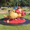 Sumo-Känguru-Boxen mieten aufblasbare Kostüme