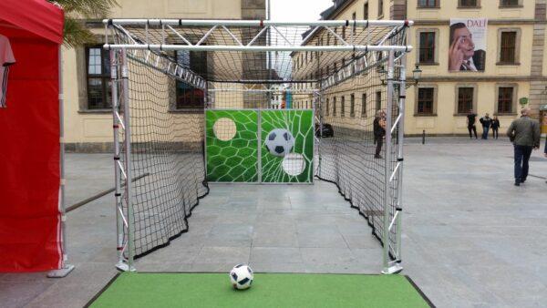 Torwand klassisch ZDF Sportstudio Torwand mieten