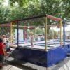 Trampolinanlage als Alternative zur Hüpfburg
