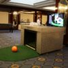 Virtual Goalkeeper Pro Elfmetersimulator Freistosssimulator Vermietung