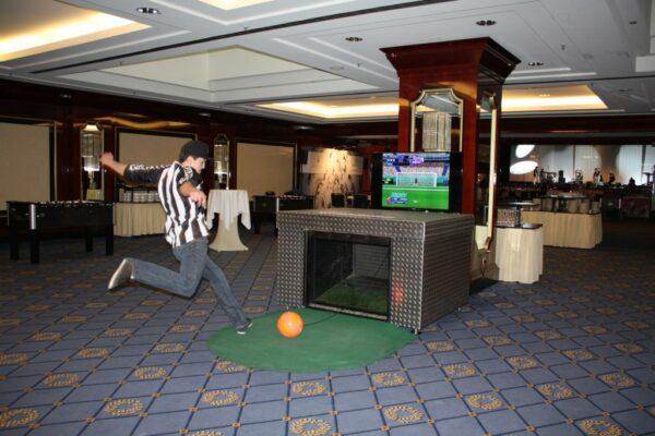 Virtual Goalkeeper Pro Elfmetersimulator Torwartsimulator