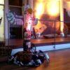 Western Dekopaket Kakteen Totempfahl Marterpfahl Dekoration