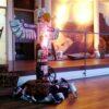 Western Dekopaket Kakteen Totempfahl Marterpfahl Westerparty Dekoration