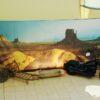 Western Dekovorhänge Grand Canyon mieten