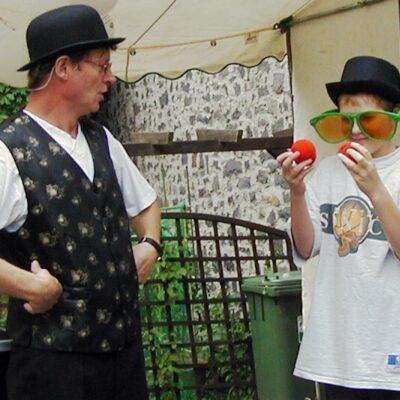 Zaubershow für Kinder mieten
